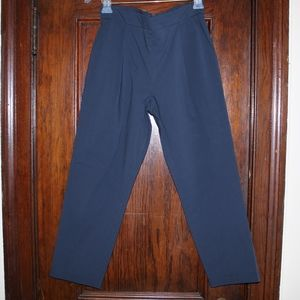Navy Blue Erika Cavallini pants